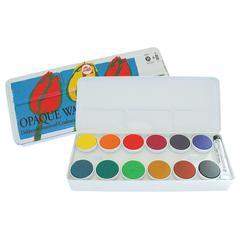 Royal Talens Talens Opaque Watercolor 24-Color Set
