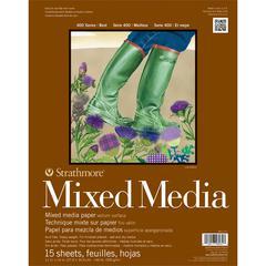 11 x 14 Mixed Media Drawing Pad