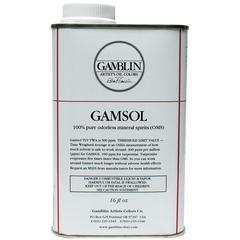 Gamblin Gamsol Oil 16oz