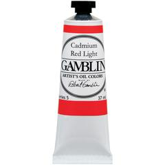Gamblin Artists' Grade Oil Color 37ml Cadmium Red Light