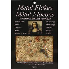 Mona Lisa Metal Flakes Variegated