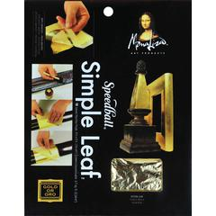 Mona Lisa Simple Leaf Gold Sheets