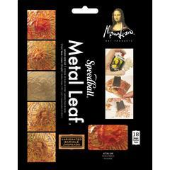 Mona Lisa Variegated Leaf 18-sheet Sampler Pack