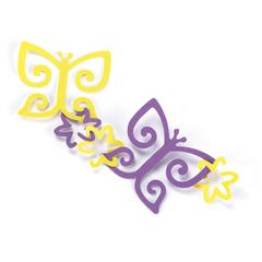 EK Success Garland Punch Butterfly & Flower
