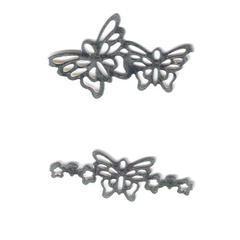 CraftGeek Decorative Staples Spring Butterflies