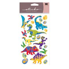 Sticko Stickers Dinosaurs