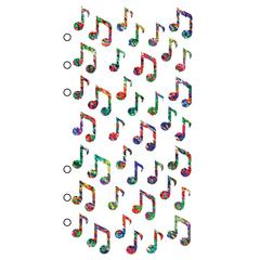 Stickers Jazzy Notes