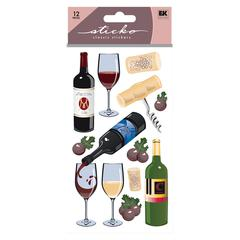 Stickers Wine