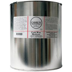 Gamblin Cold Wax Medium 128oz