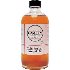 Cold Pressed Linseed Oil 8oz