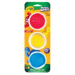Crayola Model Magic Single Pack 2.25oz Primary