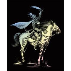 Royal & Langnickel Engraving Art Set Holographic Dragon Spirit