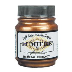 Lumiere Pigmented Acrylic Paint Metallic Bronze