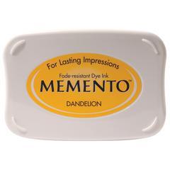 Memento Full Size Dye Ink Pad Dandelion