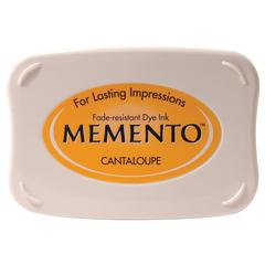 Memento Full Size Dye Ink Pad Canteloupe