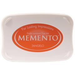 Memento Full Size Dye Ink Pad Tangelo