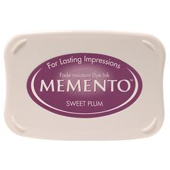 Memento Full Size Dye Ink Pad Sweet Plum