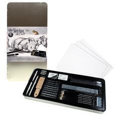 Royal & Langnickel Sketching Large Tin Art Set