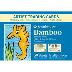 Bamboo Artist Trading Cards For Kids