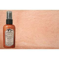 Glimmer Mist Shimmer Spray Ink Bronze