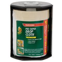 "Pre-Taped Drop Cloth 22"" x 100'"