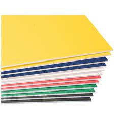 "20"" x 30"" x 3/16"" Thick Foam Board Green 10bx"