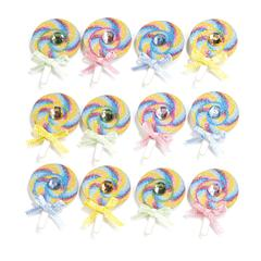 Repeats Stickers Lollipops
