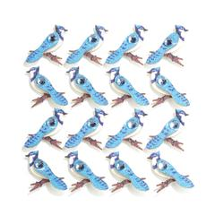 Repeats Stickers Blue Jays