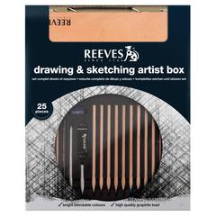Drawing & Sketching Artist Box Set