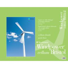Strathmore Windpower 19 x 24 Vellum Tape Bound Bristol Pad