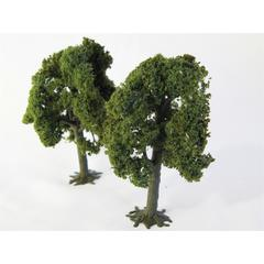 Wee Scapes Architectural Model Deciduous Trees 3-Pack