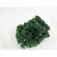 Architectural Model Medium Green Bush Foliage Cluster