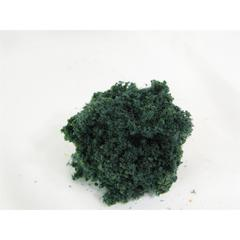 Architectural Model Dark Green Bush Foliage Cluster