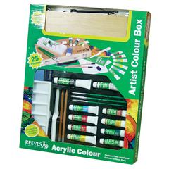 Acrylic Color Box
