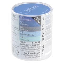 PanPastel Ultra Soft Painting Pastels Blue Set