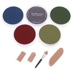 PanPastel Ultra Soft Painting Pastels Extra Dark Shade Set