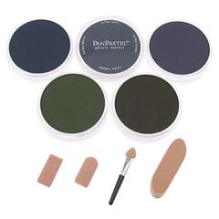 Ultra Soft Painting Pastels Extra Dark Shadow Set