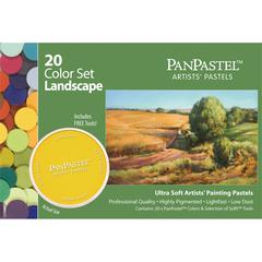 Ultra Soft Painting Pastels Landscape Set