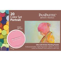Ultra Soft Painting Pastel Portrait Set