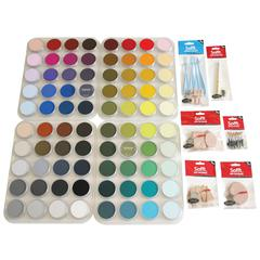 Ultra Soft Painting Pastels 80-Color Set