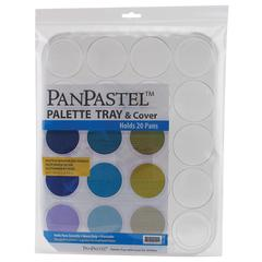 PanPastel Empty Palette 20-color Tray