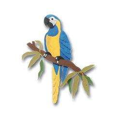 Jolee's Boutique Non-Adhesive Embellishment Parrot