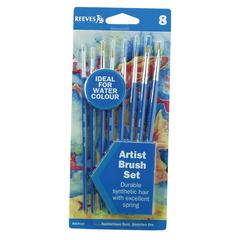 Reeves Watercolor Brush Set