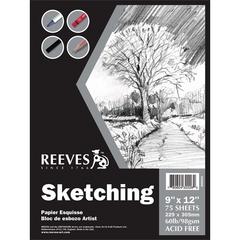 Reeves 9 x 12 Sketching Pad