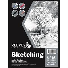 9 x 12 Sketching Pad