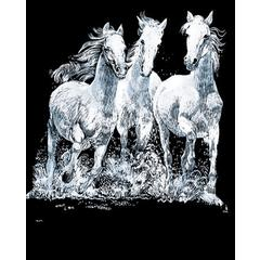 Reeves Scraperfoil Wild Horses