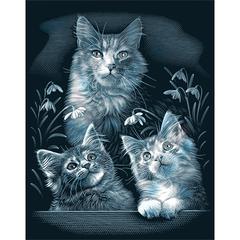 Reeves Scraperfoil Kittens