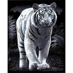 Reeves Scraperfoil White Tiger