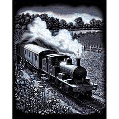 Reeves Scraperfoil Steam Train