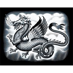 Reeves Scraperfoil Dragon
